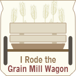 I rode the Grain Mill Wagon
